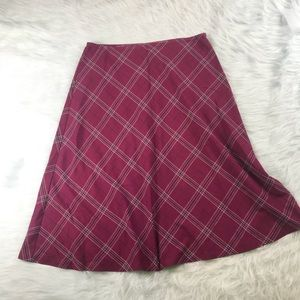 Women's  Croft & Borrow Skirt Size 16 Stretch